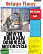 Dominican Republic Local Newspaper In English